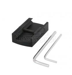 Delta Optical MiniDot 22 mm Weaver mount