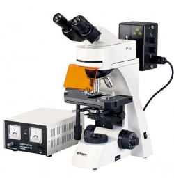Mikroskop fluorescencyjny Bresser Science ADL-601F 40x-1000x