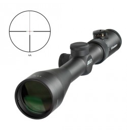 Delta Optical Titanium 2.5-10x50 riflescope