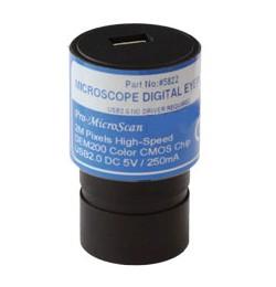 2,0 MP PC ocular for microscopes