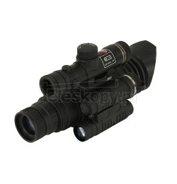 Dipol D129 monocular + L-2 laser