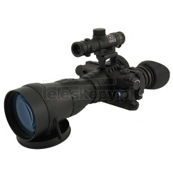 Dipol D209 4x Gen 2+ night vision binocular with L-3 laser illuminator