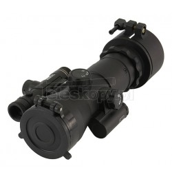 DIPOL DN-34 Onyx Front Sniper Night attachment with IRL Dipol 100 mW