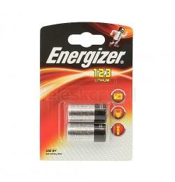 Bateria litowa CR123 3V Energizer (do noktowizorów ATN, aparatów, latarek) w blistrze (cena za 2 szt)
