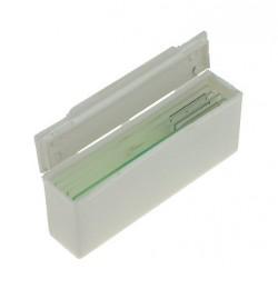 Case for 5 microscope slides