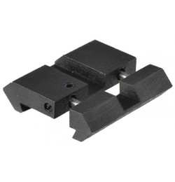 Adapter weaver / picatinny na 11 mm (Leapers)