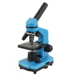Mikroskop Levenhuk 2L 40-400x niebieski (AZURE)
