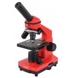 Levenhuk 2L Plus 64x-640x microscope ORANGE