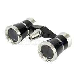 Bresser 3x25 theatre binocular black & silver