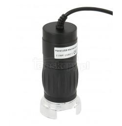 Mikroskop elektroniczny TPL USB 2,0MPix 1x-40x / 200x 8x LED cyfrowy