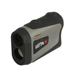 Dalmierz laserowy Nikon LRF 1000 AS (10 - 915 m, dokł. 1 m)