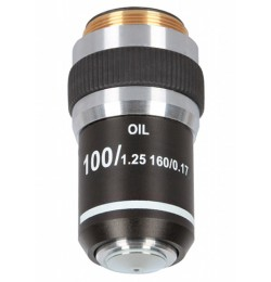 100x achromatic objective for Delta Optical Genetic