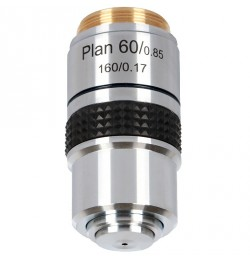 60x planachromatic objective for Delta Optical Genetic Pro / Evolution 100