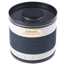 Samyang 500mm ED f/6,3 lens