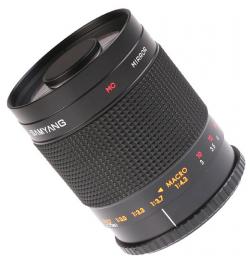 Samyang 500mm MC IF f/8 Mirror