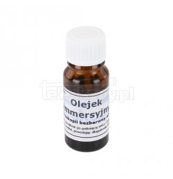 Immersion oil 10 ml (Merck)