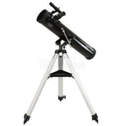 Sky-Watcher N-76/700 telescope