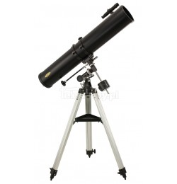 Spinor Optics N-114/900 EQ1 telescope