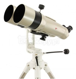 TS semi-APO 100mm (45°) binoculars with AZ5 ALT-AZ mount